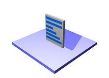 document-logistics-supply-chain-diagram-object-4312974